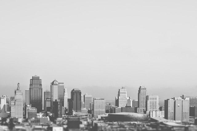 black-and-white-city-houses-skyline